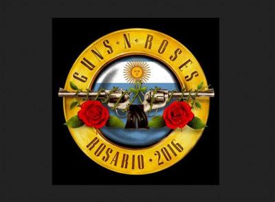 guns and roses at golden 1