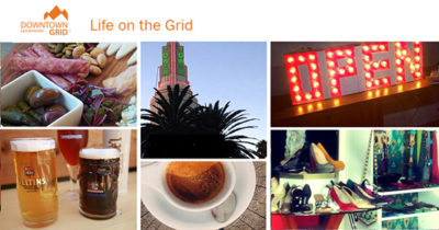 Life on the Grid 11/22/17 - Shopping edition