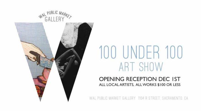 100 under 100 opening reception art show sacramento for Craft fairs sacramento 2017