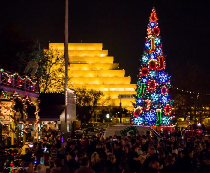 Old Sacramento Annual Holiday Tree Lighting & Old Sacramento Annual Holiday Tree Lighting u2013 Sacramento