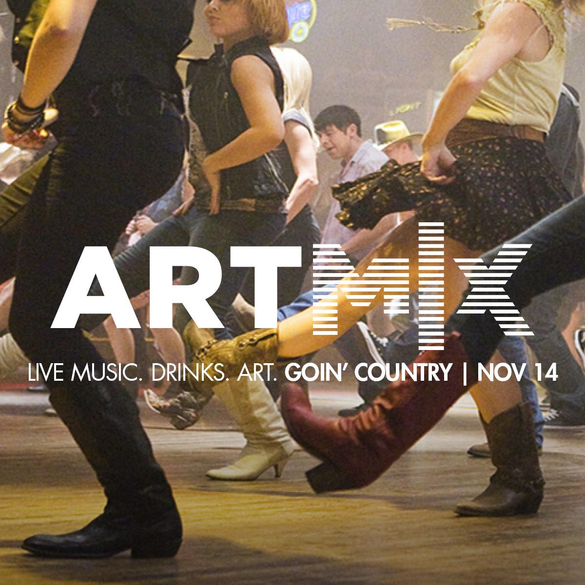 ArtMix / Goin' Country @ Crocker Museum