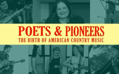 poets & pioneers