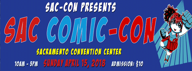 Sacramento Comic-Con