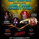 April Fools Comedy Tour
