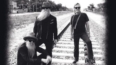 ZZ Top, George Thorogood and The Destroyers