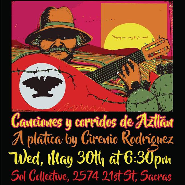 Corridos y Canciones de Aztlán