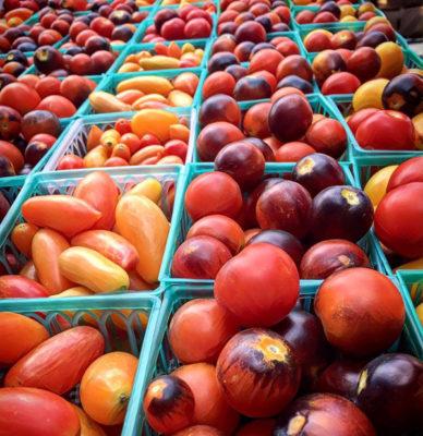cesar chavez farmers market