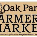 oak park farmers market logo