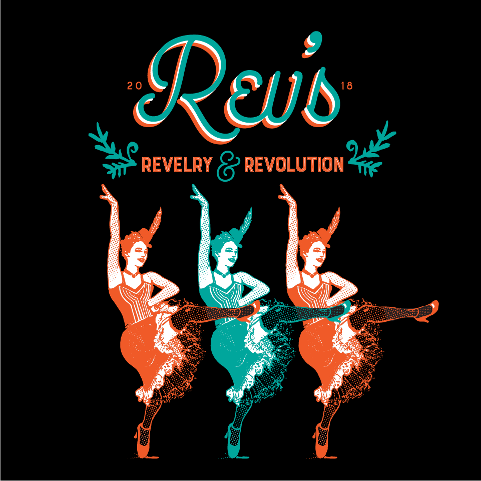 3rd Annual Revelry & Revolution Party