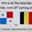 the hotel bar soccer watch party world cup