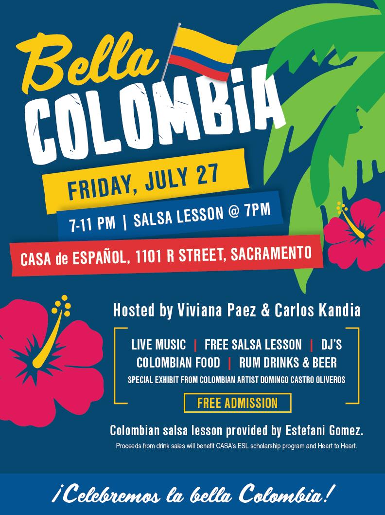 La Bella Colombia!