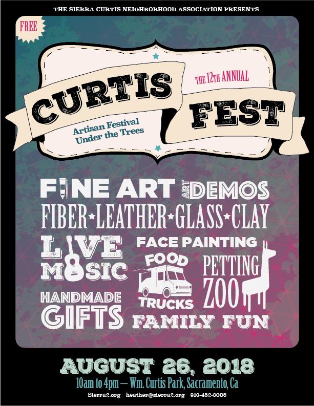 Curtis Fest Artisan Festival 2018