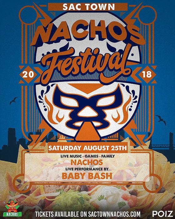 Sactown Nachos Festival 2018