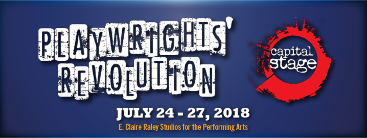 Annual New Works Festival: PLAYWRIGHTS' REVOLUTION