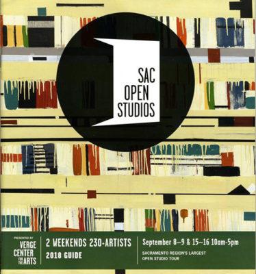 sacramento open studios 2018