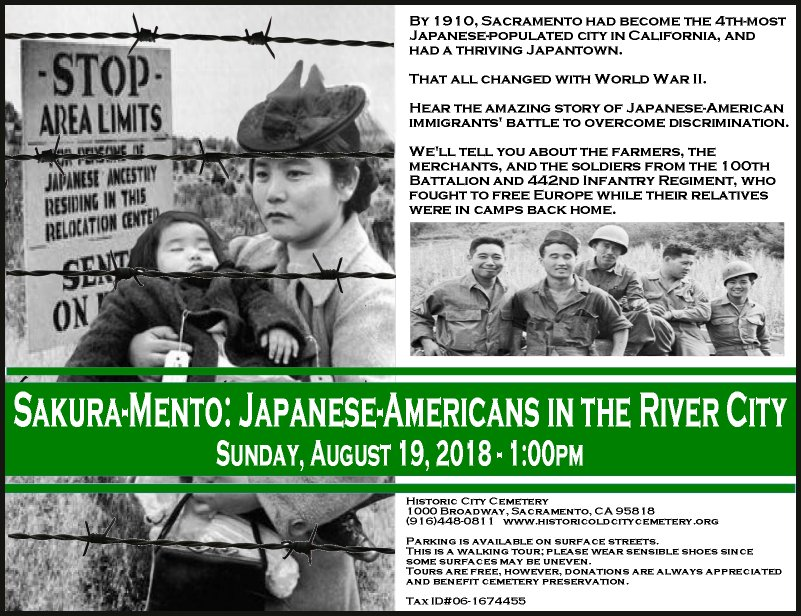 Sakura-mento: Japanese-Americans in the River City