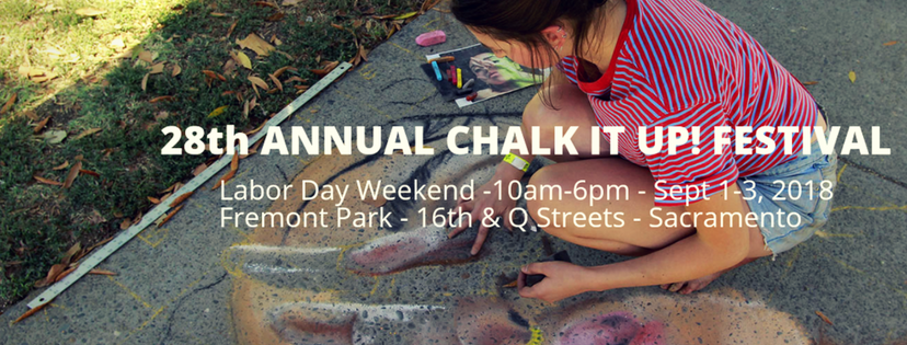 28th Annual Chalk It Up! Festival