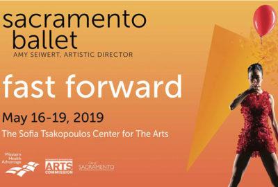 fast forward sacramento ballet 2019