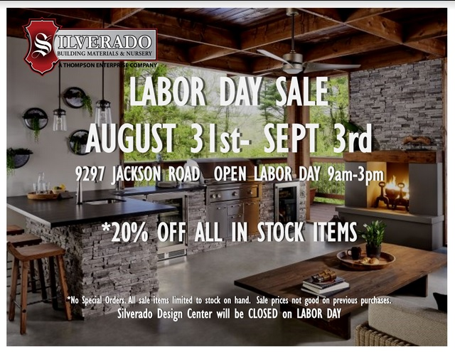 Silverado Labor Day Sale Sacramento
