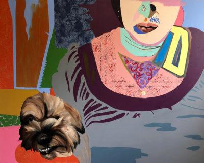 Jennifer Lugris at JayJay gallery