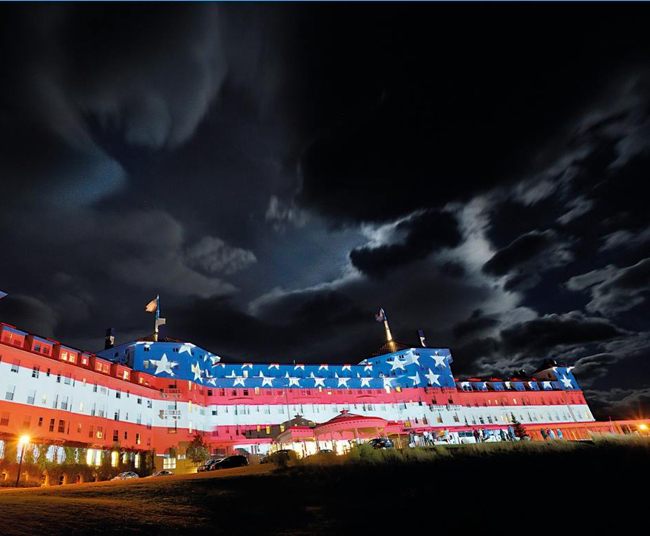 Sutter's Fort Illuminated: Light Art Grand Tour USA