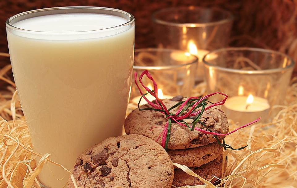 Holiday Milk and Cookies Reading