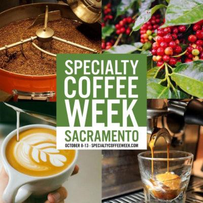 specialty coffee week 2018