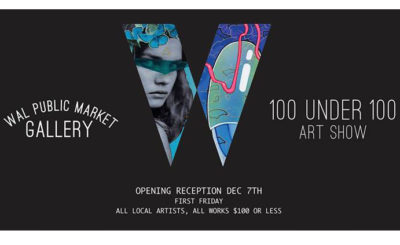 100 Under 100 Opening Reception Art Show