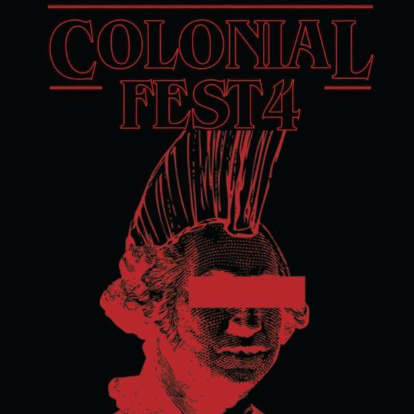 Colonial Fest 4 @ Cafe Colonial