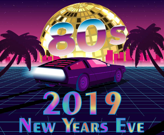 Bodacious 80's NYE Party @ OLD SUGAR MILL