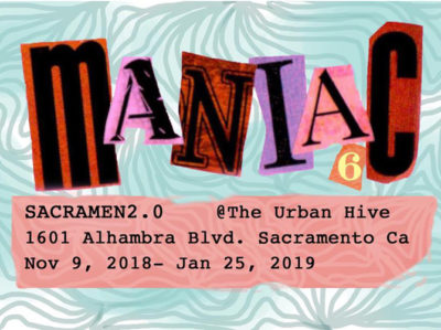 Maniac 6 Sacramen2.0