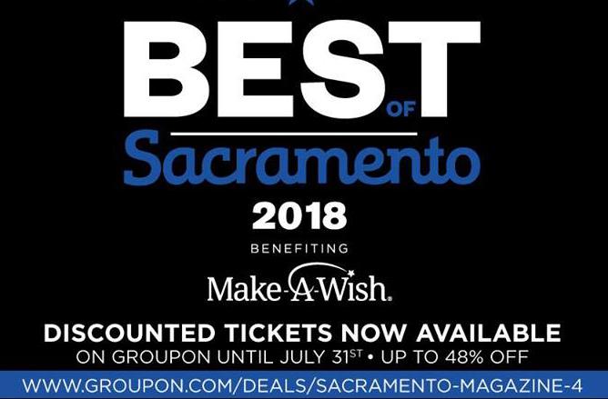 Best of Sacramento Party