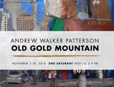 old gold mountain andrew paterson walker