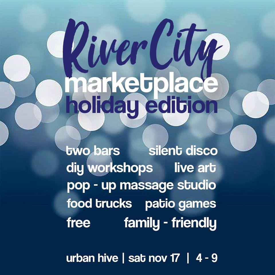 River City Marketplace Holiday @ The Urban Hive