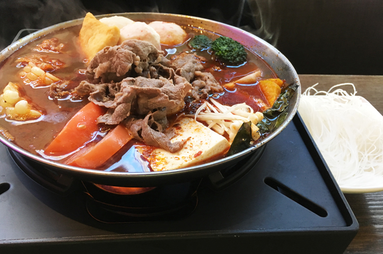 super Pan hot pot