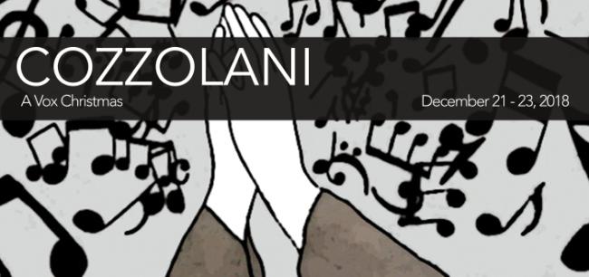 Vox Musica Season Opener: Cozzolani