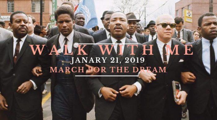 Mlk Day 2019 March For The Dream Sacramento