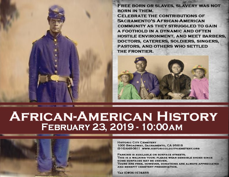 African-American History Tour @ Old City Cemetery