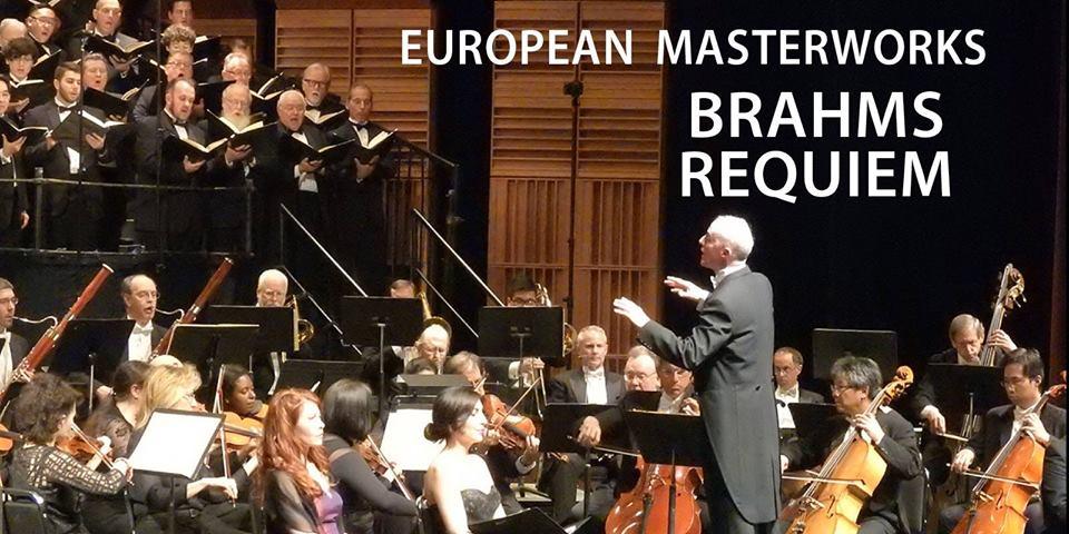 European Masterworks-Brahms Requiem