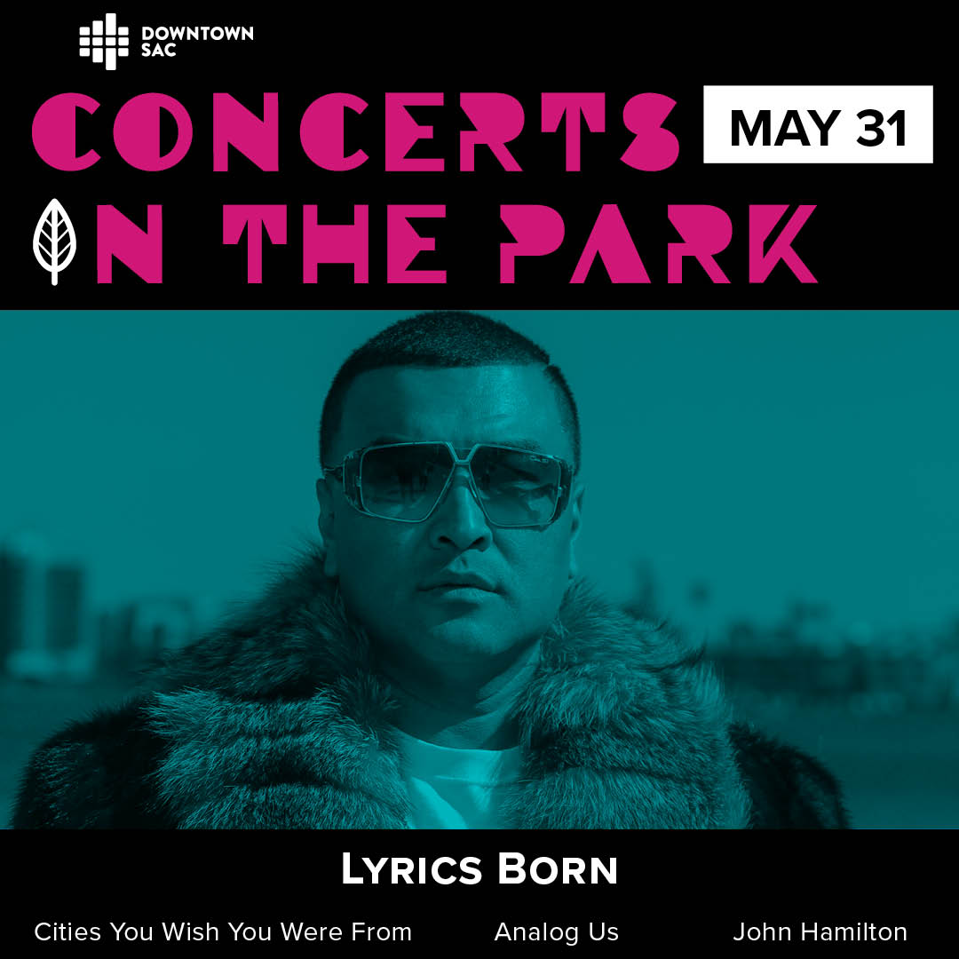 Concerts in the Park: Lyrics Born + More