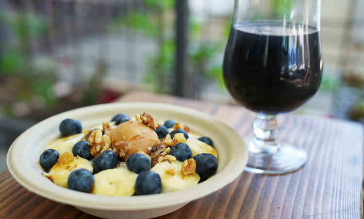 scott duncan - Cider House - acai bowl