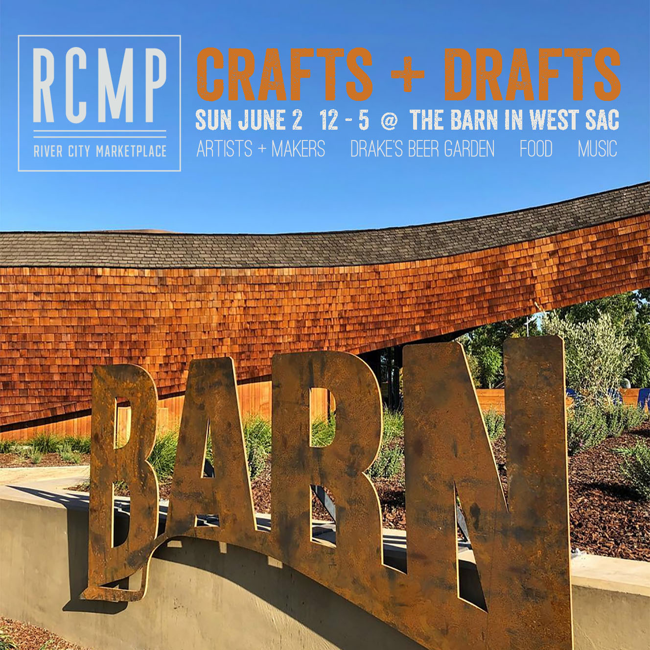 River City Marketplace: Crafts & Drafts