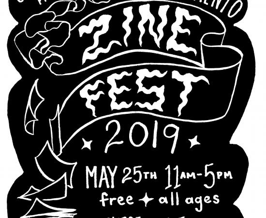 Sacramento Zine Fest @ Verge