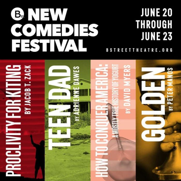 Image result for New Comedies Festival 2019