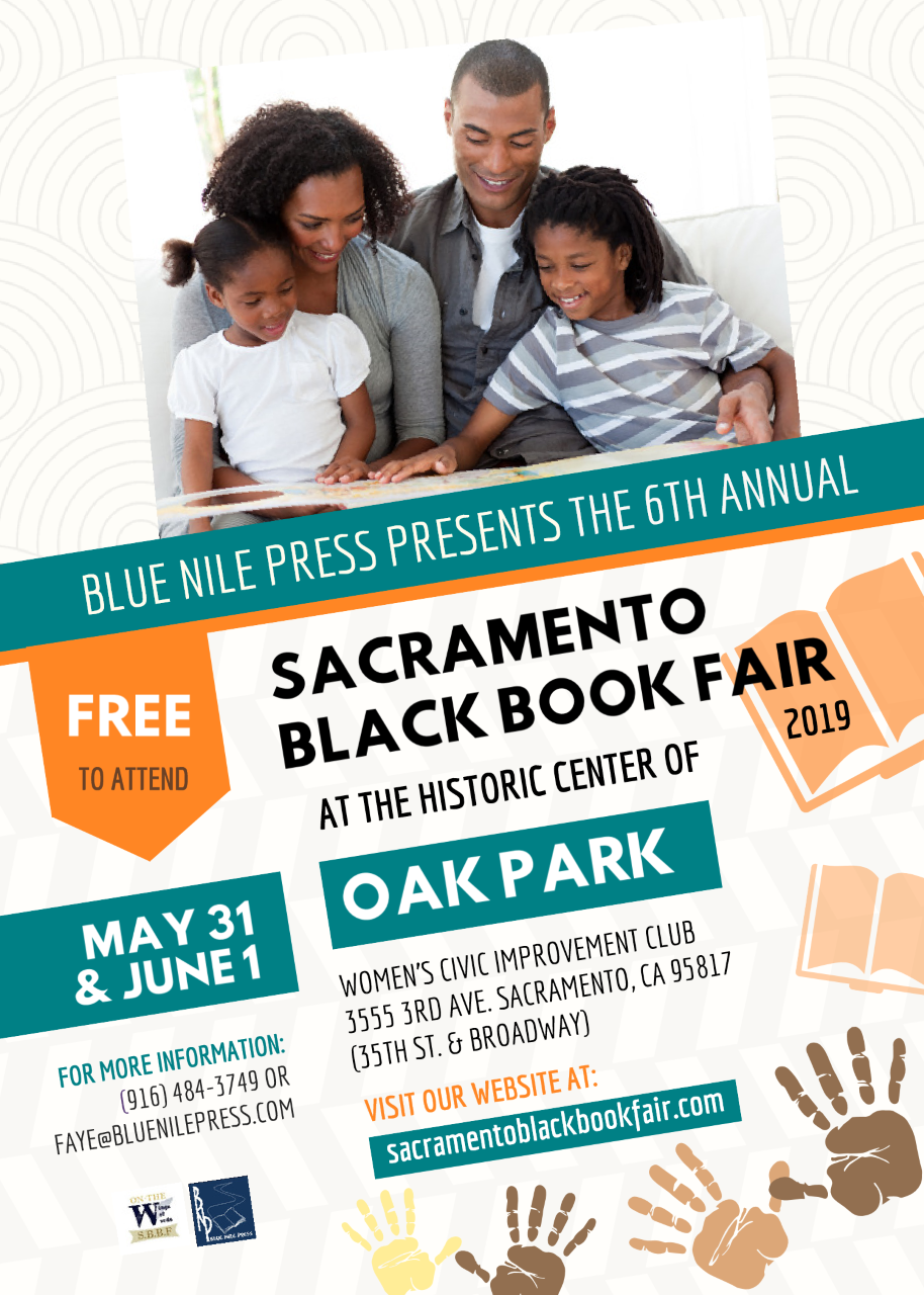 The 6th Annual Sacramento Black Book Fair