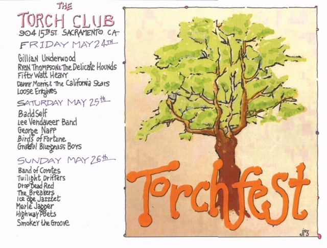 Torchfest 2019 @ Torch Club
