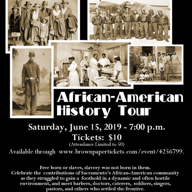 African-American History Tour @ Historic Cemetery