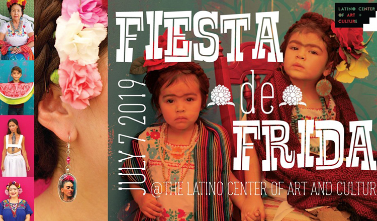 Fiesta de Frida in Old Sacramento