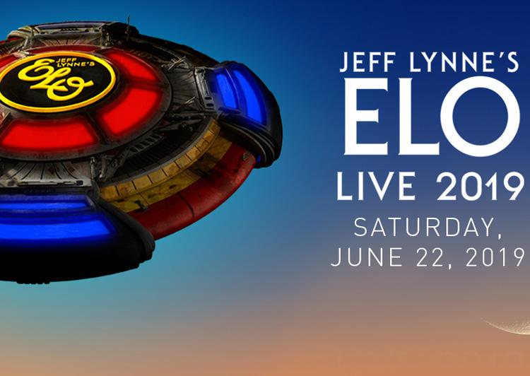 Jeff Lynne's ELO @ Golden 1