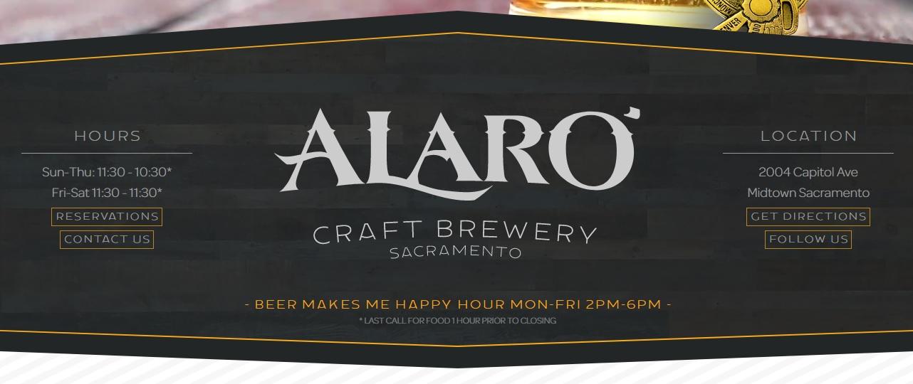 Alaro 1 Year Anniversary Party